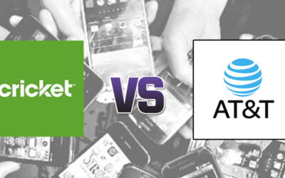 AT&T vs. Cricket on Price, Coverage & Data