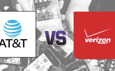 Verizon vs. AT&T on Price, Coverage & Data