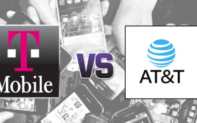 AT&T Vs. T-Mobile on Pricing, Features, & Coverage?