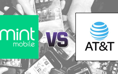AT&T vs. Mint on Price, Coverage & Data