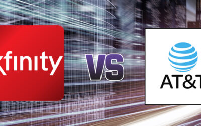 Xfinity vs. AT&T Provider on Price, Speed & Data