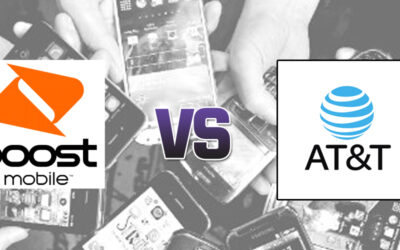 AT&T vs. Boost on Price, Coverage & Data