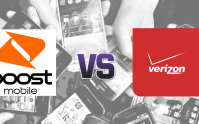 Verizon vs. Boost on Price, Coverage & Data