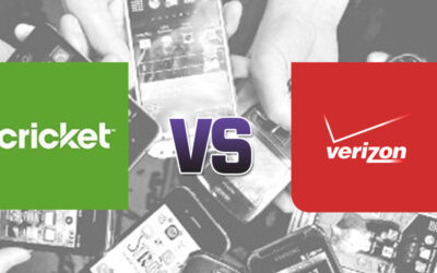 Verizon vs. Cricket on Price, Coverage & Data