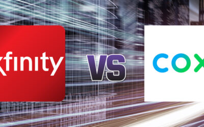 Xfinity vs. Cox Provider on Price, Speed & Data
